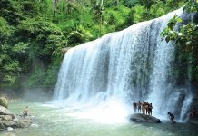 Campawan Falls