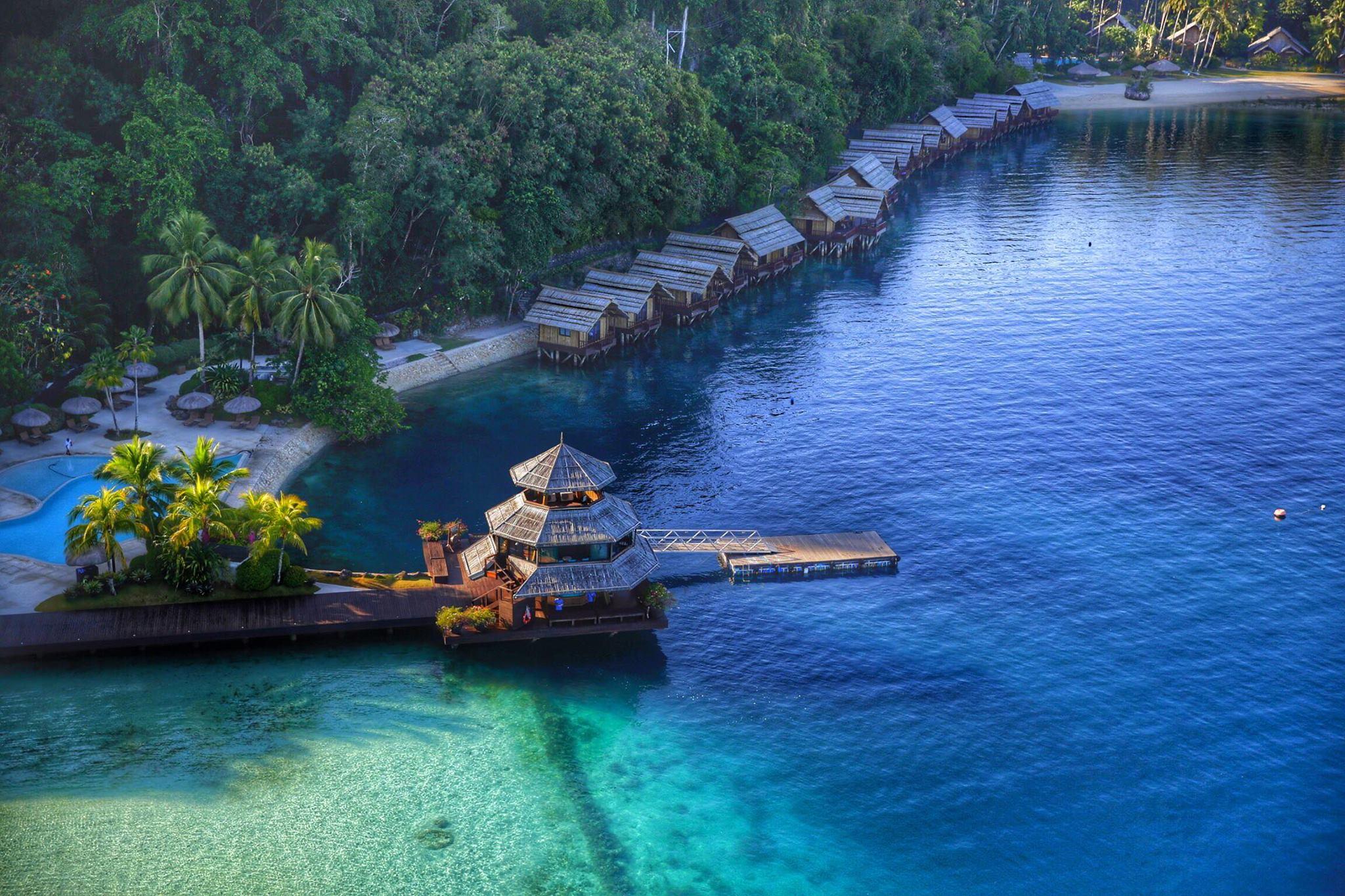 Home For The Holidays At Pearl Farm Beach Resort Edge Davao