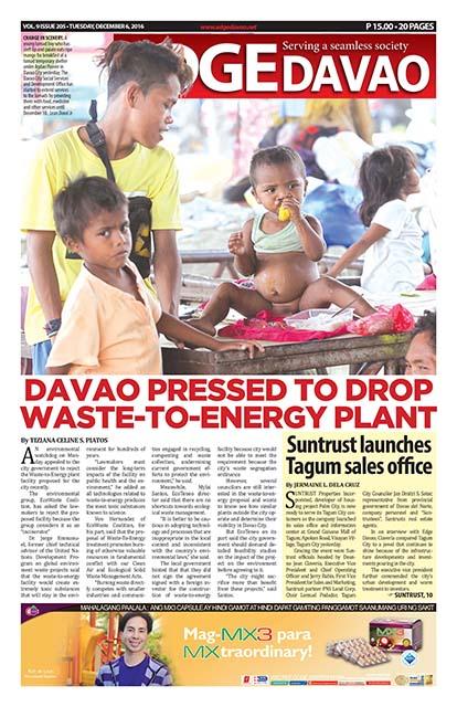 Edge Davao | 6 December 2016