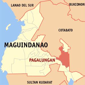 Pagalungan, Maguindanao