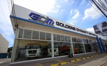 Goldens Dynasty Motors Inc Showroom in Lanang, Davao City.
