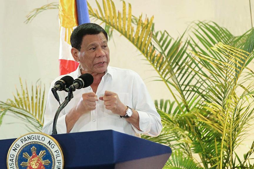 Duterte renew call for end to govt corruption - Edge Davao