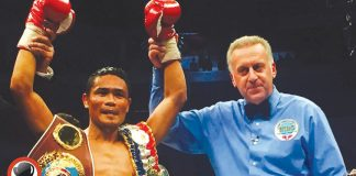 TITLE SHOT. No. 3 ranked Donnie Nietes will have a shot at the IBF flyweight belt against No. 4 ranked Eaktawan Krungthepthonburi of Thailand.