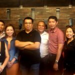 Matina Enclaves Sales Team with the Top Sellers & Top Producer Realties for December.