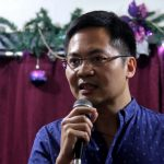 PORK BARREL DEBUNKED. Davao City 1st District Representative Karlo Nograles, who chairs the House appropriations committee, denies allegations of Senator Panfilo Lacson and says the senator maybe confused that's why he claimed that the 2017 national budget has pork barrel funds. LEAN DAVAL JR.