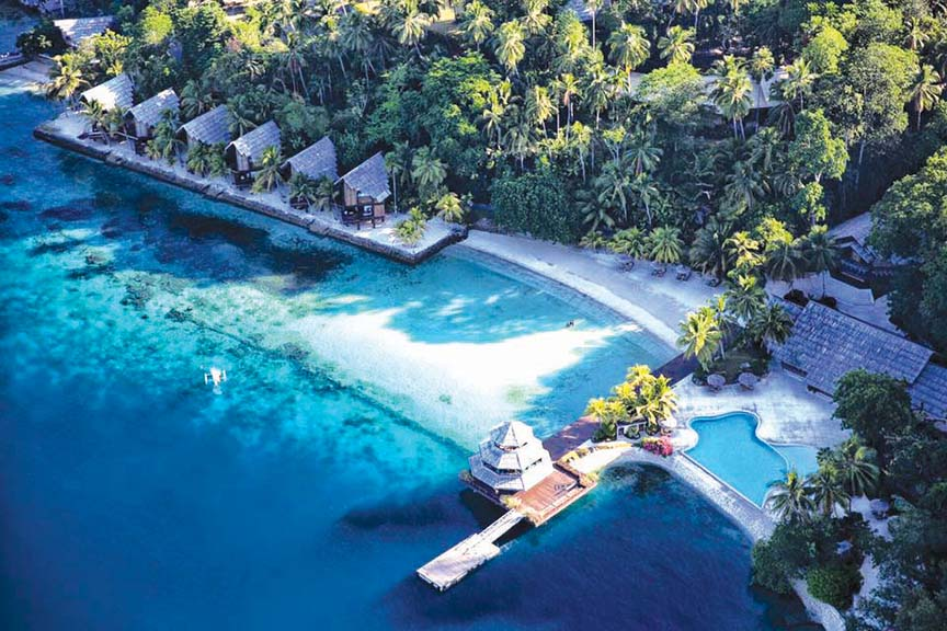 Best Beach Resort In Mindanao