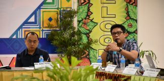 Davao del Norte Governor Anthony del Rosario stresses the need for the creation of a national anti-drug abuse body to oversee concerted efforts in the fight against the illegal drug menace. Lorde Apique