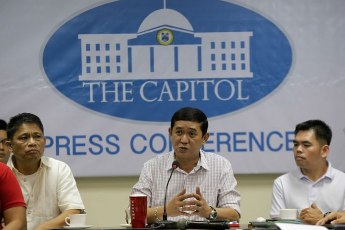 TOP PRIORITY. Governor Nelson L. Dayanghirang says he wants security measures beefed up as the Davao Oriental will host this year's Davao Region Athletic Association Meet and in the efforts to promote the province as the premier tourism hub in the region. (Eden Jhan Licayan/DavOr PIO)