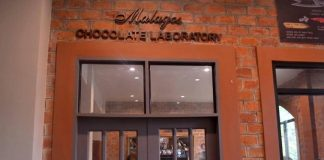 HOME BREWING. Visitors can have the luxury to make their own chocolate recipe at PhP450 for 200mg in the chocolate laboratory, a component of the Malagos Chocolate Museum. JERMAINE DELA CRUZ