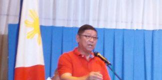 "Philippine Sports Commission (PSC) Chairman William ""Butch"" Ramirez"