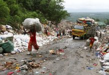 Barangay New Carmen landfill. File Photo / KB