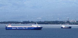 Super Shuttle Roro-12. File Photo / KB