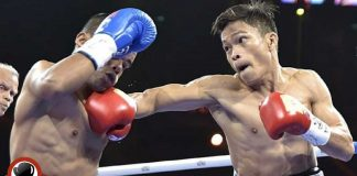 TITLE DEFENSE. Davao boy Jerwin Ancajas will defend his IBF junior bantanweight title in the Manny Pacquiao-Jeff Horn undercard in Brisbane on July 2