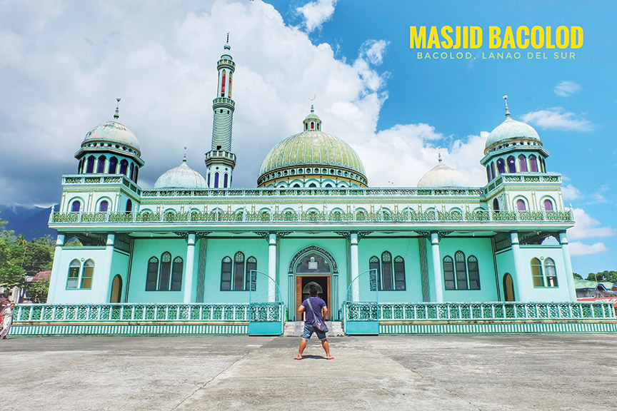 Bacolod Grande Mosque of Bacolod, Lanao Del Sur