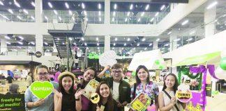 Team Cebu and Davao