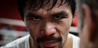 SOUGHT AFTER. Manny Pacquiao is being chased by at least three world champions.