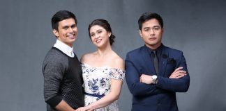 I Heart Davao: Tom Rodriguez, Carla Abellana, Benjamin Alves