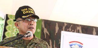 Col. Nolasco A. Mempin, new Task Force Dava commander.