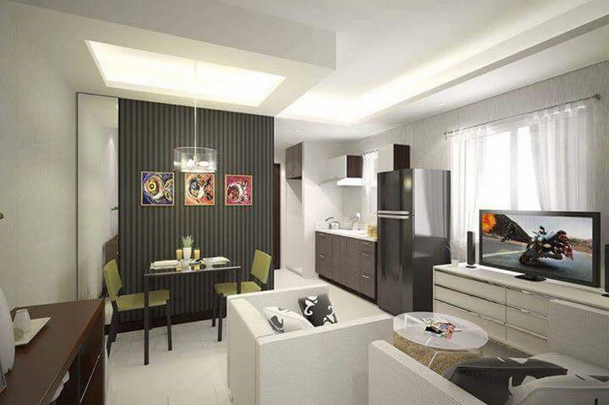 INSIDE. The details of each condo unit exude with elegance.