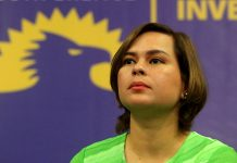 "NOT LETTING IT PASS. Davao City Mayor Sara Duterte-Carpio demands an apology from Mega Harbour Port and Development Corporation for calling her ""reckless, callous, and unethical individual"" over the termination of the Joint Venture Agreement of the P39 billion mixed-use coastline development project in Davao. LEAN DAVAL JR."
