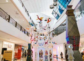 Manāra is an interactive art installation featuring Muslim Mindanao culture1