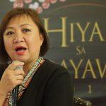 HIYAS ACTIVITIES. City Tourism Office head GeneRose Tecson provides details of upcoming series of Hiyas sa Kadayawan 2017 events during I-Speak media forum at Star Hotel on Thursday. LEAN DAVAL JR