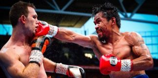 UNCERTAIN. The Manny Pacquiao-Jeff Horn rematch could be setback to 2018.