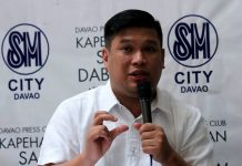BIG PCL EVENT. Councilor Al Ryan Alejandre announces the upcoming Philippine Councilors League's 3rd National Executive Officers-National Board Meeting and 2nd series of Continuing Local Legislative Education Program set on September 18 to 20 at SMX Convention Center. Alejandre made the announcement during Kapehan sa Dabaw at the Annex of SM City Davao on Monday. LEAN DAVAL JR.