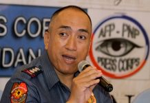 NEW APPROACH.Davao City Police Office (DCPO) director Senior Superintendent Alexander Tagum provides details on the preparation for the upcoming Crime Prevention Summit on October 2 at Grand Men Seng Hotel which will be attended by barangay chairmen, homeowners and security personnel of private subdivisions, mall security managers and other stakeholders. Tagum also talked about the new program that his office will launch called Oplan Iron FORTRESS during AFP-PNP Press Corps media forum at The Royal Mandaya Hotel on Wednesday. LEAN DAVAL JR.