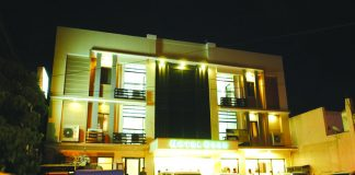 The newly renovated Hotel Esse
