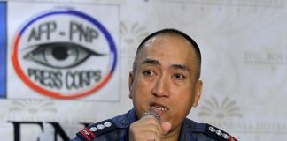 FINE-TUNED. Davao City Police Office director Senior Superintendent Alexander Tagum says the security plan on the upcoming All Saints' Day and All Souls' Day is already in place where his office will deploy the maximum number of personnel to ensure the safety of Dabawenyos. Tagum made the assurance during the AFP-PNP Press Corps media forum at The Royal Mandaya Hotel on Wednesday. LEAN DAVAL JR.