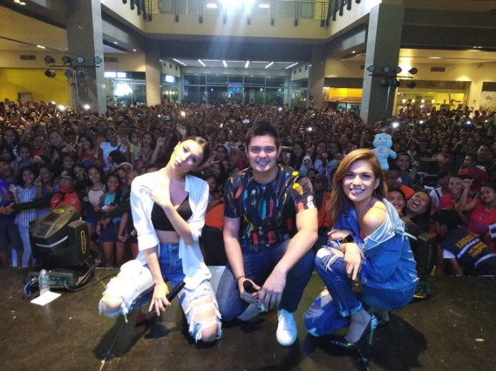 Biggest Kapuso stars rock October - Edge Davao
