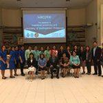 USeP EDD students with Dr. Sittiporn Iamson, Dean, Faculty of Eduation, Suan Dusit University, Bangkok, Thailand