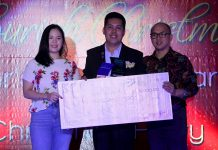 Top 3 Performing Seller, Mr. Ryan Sayson from Leuterio Realty