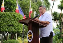 Finance Secretary Carlos Dominguez III / DOF Photo