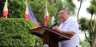 Finance Secretary Carlos Dominguez III / DOF Photo