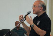 Fr. Joel Tabora, SJ, Ateneo de Davao president. MindaNews file photo by TOTO LOZANO