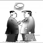 Editorial Cartoon - Edge Davao