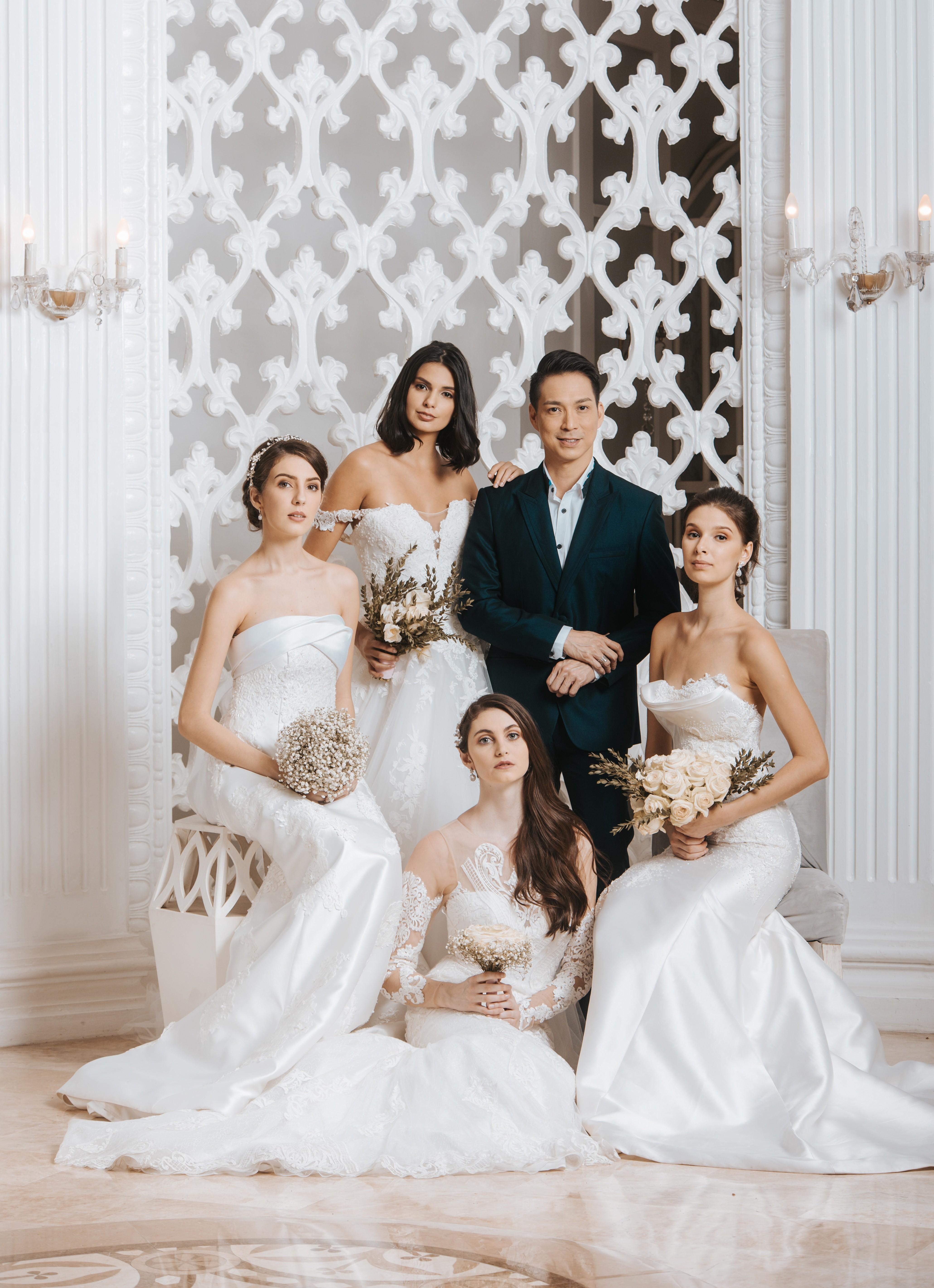 Marco Polo Davao Brings Francis Libiran Bridal at the Heart of Davao ...