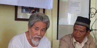 Davao City Bangsa Iranun Deputy Mayor Pamikerin Arumpac Jr.