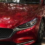 Mazda recognized for adaptive LED headlights