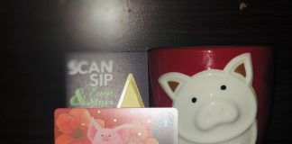 Up and about: Oink it! Starbucks celebrate Chinese New Year with new releases