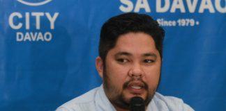 EMB senior environmental management specialist Jay Kristoffer Bawi-in