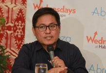 Romeo Montenegro, deputy executive director of MinDA