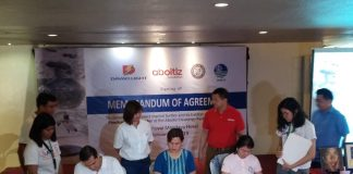 Aboitiz, collaborators ink MOA on rescue of turtles
