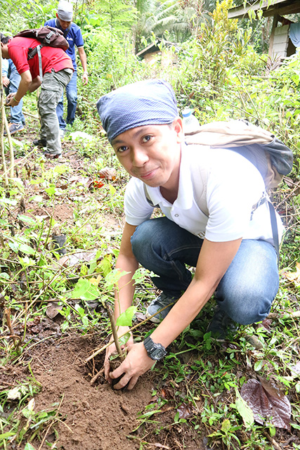DCWD initiates tree planting and livelihood project - Edge ...