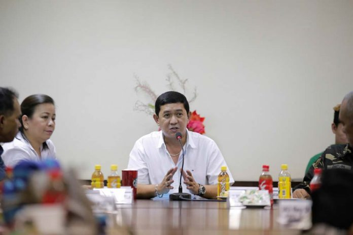 Governor Nelson L. Dayanghirang. ( Davao Oriental PIO)