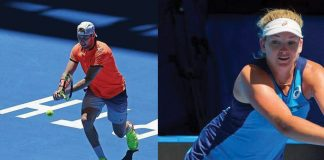 TEAM USA. Jack Sock and Coco Vandeweghe. Hopman Cup photos