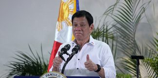 BIRTHDAY WISH. President Duterte leads an online poll for Time magazine's 100 most influential people in the world in 2017. The ranking will be revealed on April 20. Duterte, who is celebrating his 72nd birthday today, said he has one wish— strength to serve the country and longer time to do it. LEAN DAVAL JR.
