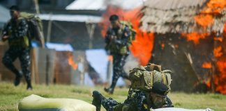 Philippine Army Scout Rangers. Mindanews File Photo